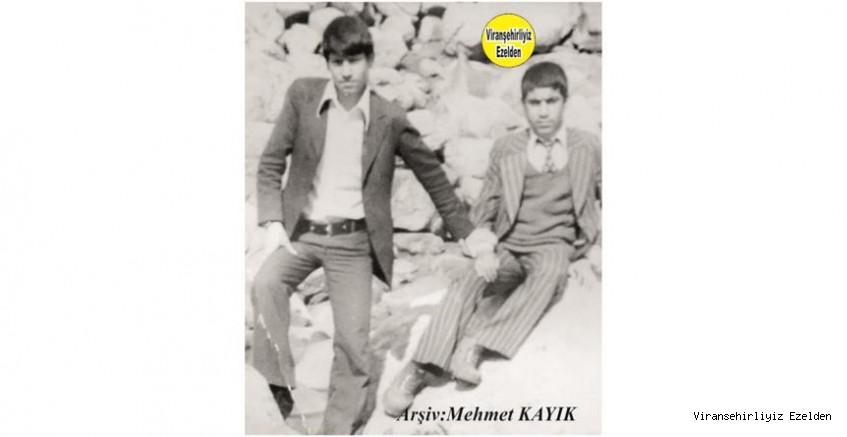 1974 Yılında Curcupta Viranşehir 'de Yıllarca Usta Terzi olarak Güzel Hizmetlerde bulunmuş, İzmir'de yaşayan, Abdulkadir İnci ve Arkadaşı Yurtdışında yaşayan Mustafa Kılıç