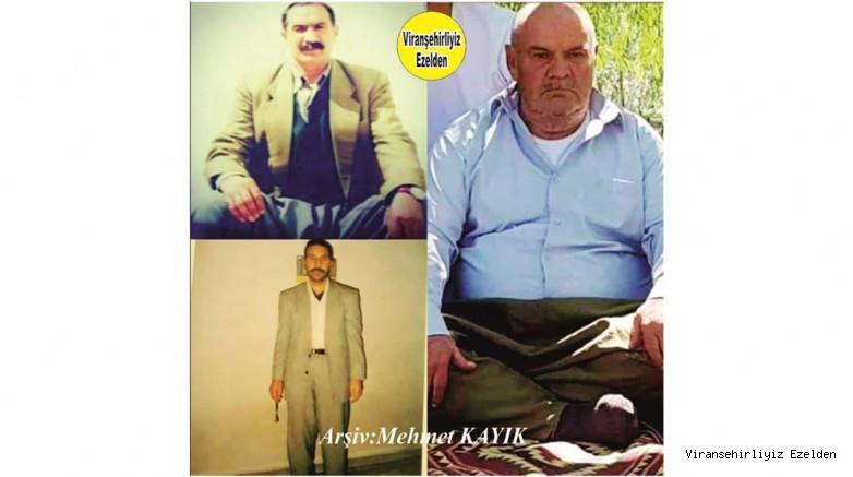 20 yıldır Ankara – Polatlı'da yaşamış, Merhumlar Seydo Çiftçi, Sino Çiftçi ve Eyyüp Çiftçi