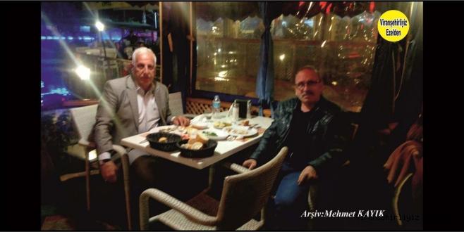 Abdulhalim TEPRET ve  Mehmet KAYIK