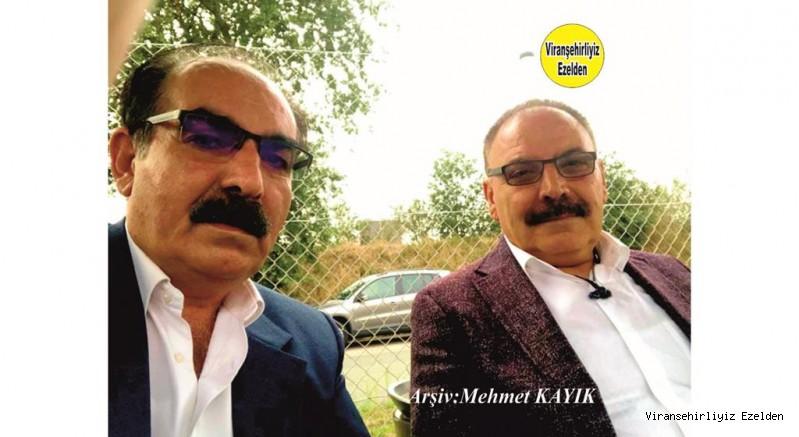 Almanya'da Yaşayan Kerim Özkan ve İbrahim Ortaç