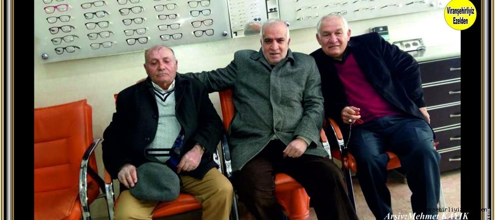 Mahmut GÖNÜLLÜ,  Osman ERDİL ve  İlhan YILNUR
