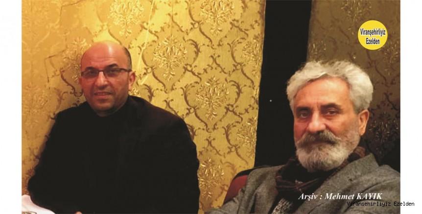 Emekli Öğretmenlerimizden Mehmet Pirinç ve Seracettin Kırıcı
