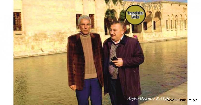 Hemşehrimiz Viranşehir'de Şoförlük Sektöründe Yıllarca Esnaflık yapmış, Ahmet Tamer ve Şükrü Erkan