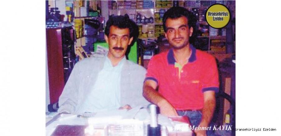 Genç Yaşta Vefat etmiş,Merhum Mustafa Orman ve İstanbul'da yaşayan, Amcasıoğlu, Mehmet Orman