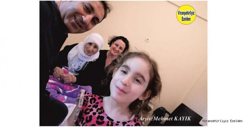 Habertürk TV Muhabiri Ulusal Gazetecimiz Mustafa Şekeroğlu, Eşi Hamide Beyazay Şekeroğlu, Annesi Bedriye Şekeroğlu ve Kızı