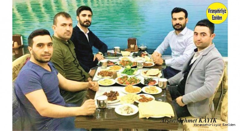 Hemşehrimiz Avukat Mehmet Salih Benzer, Avukat Kamil Çoban, Avukat Veysi Kudin, Avukat Abdurrahim Bey ve Hikmet Demiryol