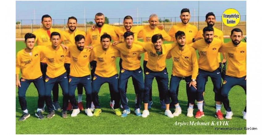 Hemşehrimiz Ferhat Uzun Başkanlığında Yeni Kurulmuş Kısa Zamanda Büyük sempati Toplamış, Viranşehirgücü Spor Futbol Takımı Futbolcuları