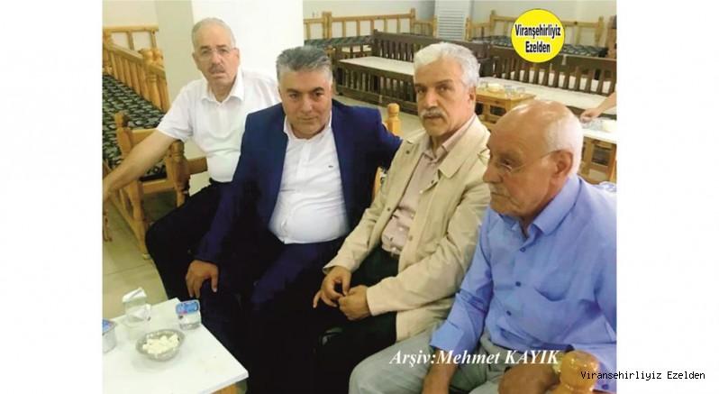 Hemşehrimiz Hacı Mehdi Öztop, Mehmet Kapan ve Arkadaşları