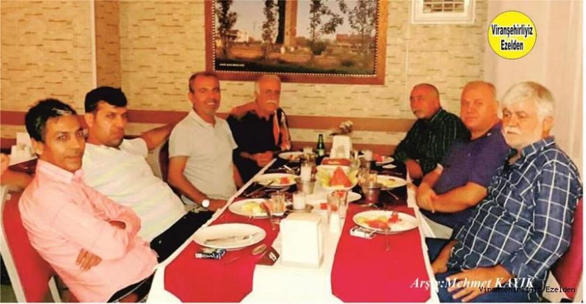 Hemşehrimiz İbrahim Erol, Gani Önen, Ekrem Önen, Doktor Önder Önen, Bülent ve İsmet Bingöllü
