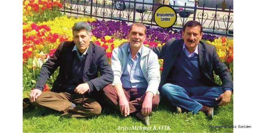 Hemşehrimiz İstanbul'da yaşayan, Mehmet Tatar, Sinan İpek ve Berber Mahmut
