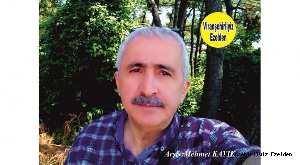 Hemşehrimiz İstanbul'da Yaşayan Şeyhmus Adsız