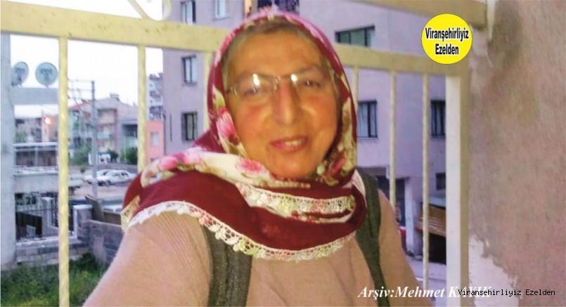 Hemşehrimiz İzmir'de Kalp Krizi sonucunda Vefat etmiş, Değerli Annelerimizden olan, Merhume Necla Küçük