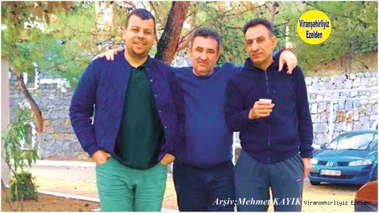Hemşehrimiz İzmir'de yaşayan Yılmaz Karaboğa ve Arkadaşları
