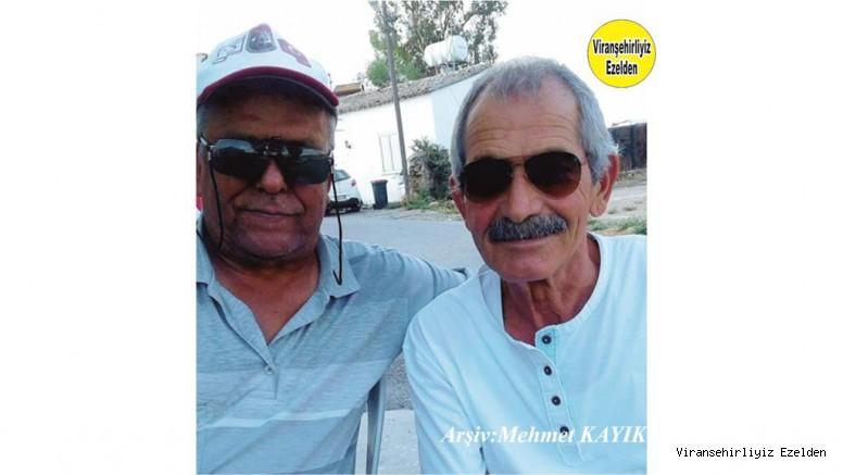 Hemşehrimiz Kıbrıs'ta Yaşayan Adnan Gök ve Arkadaşı Mehmet Hürelli