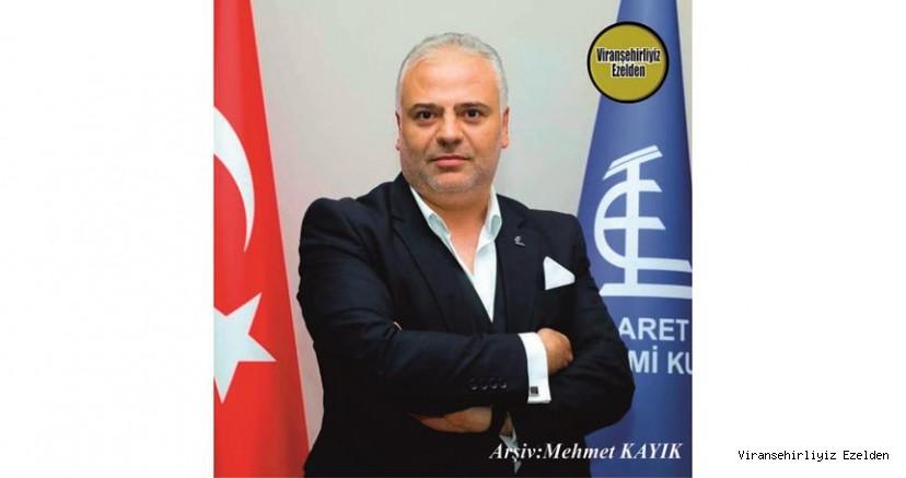 Hemşehrimiz Merkezi Ankara'da olan, Türkiye Ekonomi Kulübü Genel Başkanı Mehmet Ulutaş