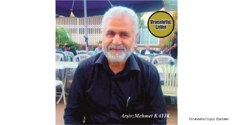Hemşehrimiz Polis Memuru olarak yıllarca görev yapmış, Sevilen, İyi İnsan Ali Uçar