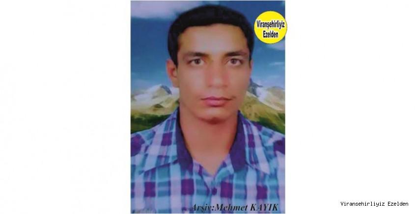 Hemşehrimiz Tanker Patlaması Sonucunda Genç Yaşta Vefat etmiş Merhum Mehmet Ali Elpe