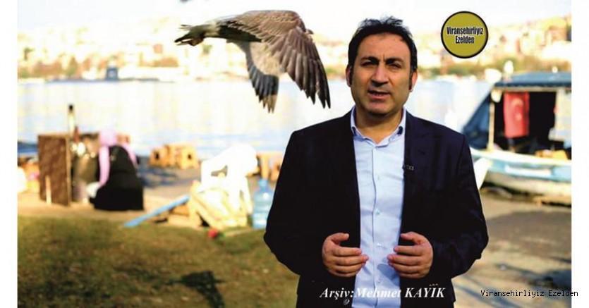 Hemşehrimiz Ulusal TV Kanalı olan Habertürk TV Haber Muhaberi Gazeteci Mustafa Şekeroğlu