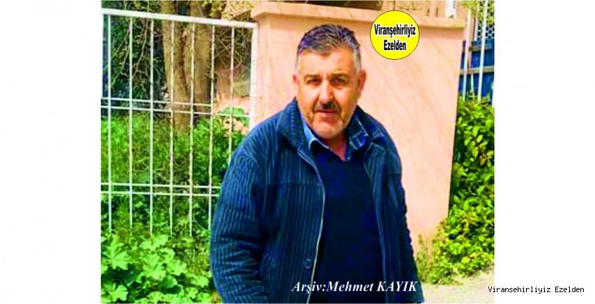 Hemşehrimiz Uzun Zamandır İzmir'de yaşayan Hüseyin Çıdacı