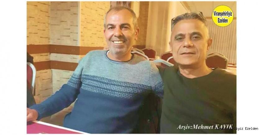 Hemşehrimiz Viranşehir Belediyesi Personellerinden, Mustafa Akmeşe ve İbrahim Erol