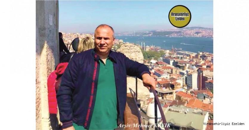Hemşehrimiz Viranşehir Belediyesinde Yılllarca Görev yapan Sevilen Güzel İnsan Yılmaz Gözen