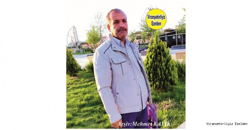 Hemşehrimiz Viranşehir Buğday Pazarının Emektarlarından olan, Mehmet Gezer