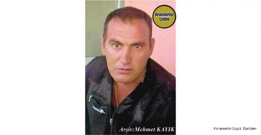 Hemşehrimiz Viranşehir'de 08 Ocak 2021 Günü Genç Yaşta Vefat etmiş, Merhum Muzaffer Şık