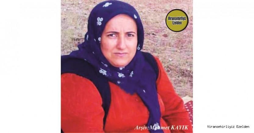 Hemşehrimiz Viranşehir'de 27 Ocak 2021 Günü Vefat etmiş, Değerli Annelerimizden olan, Merhume Saray Acar