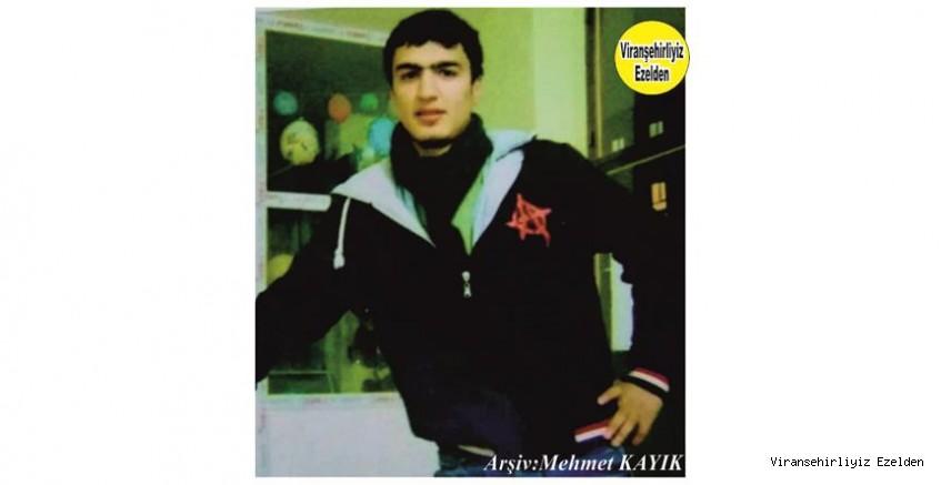 Hemşehrimiz Viranşehir'de Genç yaşta ve Yakın zamanda vefat etmiş, Sevilen İnsan Merhum İbrahim Bayram