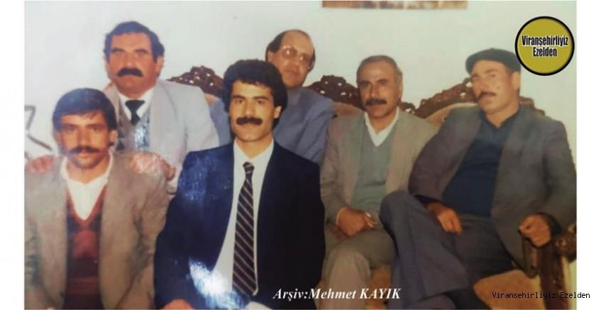 Hemşehrimiz Viranşehir'de İğneci İshak olarak tanınan Merhum İshak Çetin, Merhum Mehmet Emin Bozkurt, Bahri Bozkurt, Mustafa Elçi, Doktor Mehmet Uygun