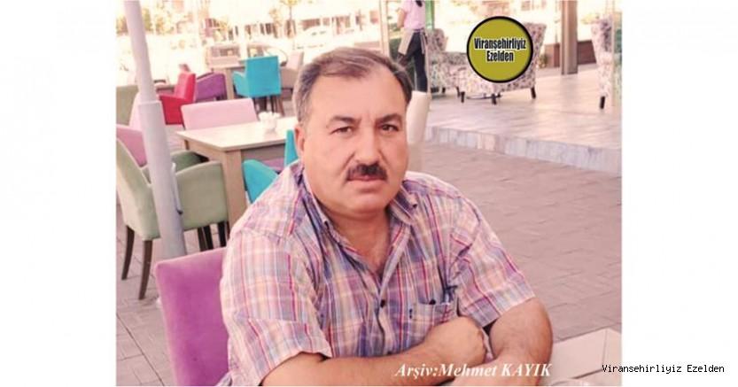 Hemşehrimiz Viranşehir'de Korye Köyünde Yıllarca Çiftçilik yapmış, İyi İnsan Nureddin Benzer
