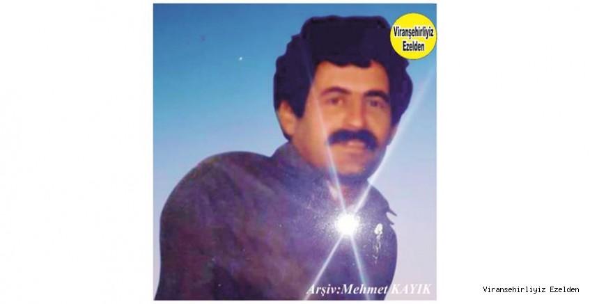 Hemşehrimiz Viranşehir'de Mahmudê Hammo Çavuş olarak tanınan, Usta Şoför Merhum Mahmut Yorulmaz
