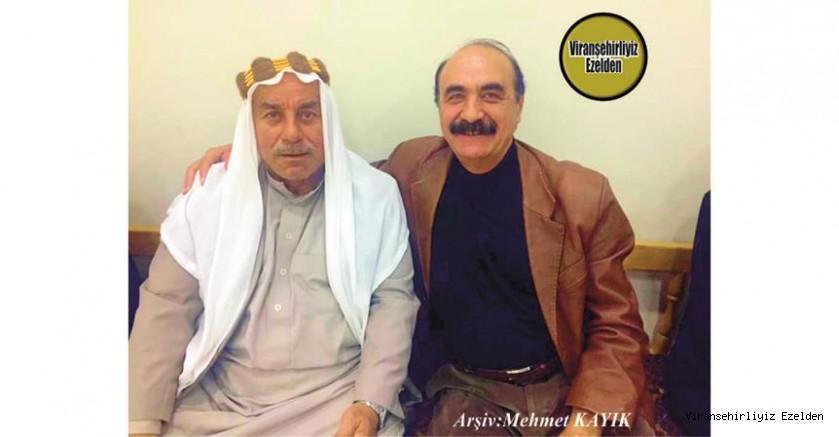 Hemşehrimiz Viranşehir'de Sevilen Çiftçilerimizden Ömer Demir ve Arkadaşı İbrahim Kurt