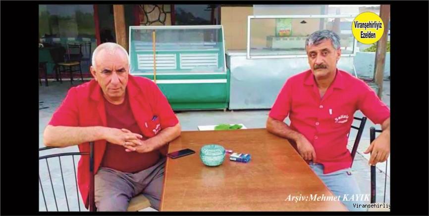 Hemşehrimiz Viranşehir'de Şeyh Baba olarak tanınan, Sevilen İnsan Merhum Şeyh Mustafa Durdu ve Sinan Duyunç