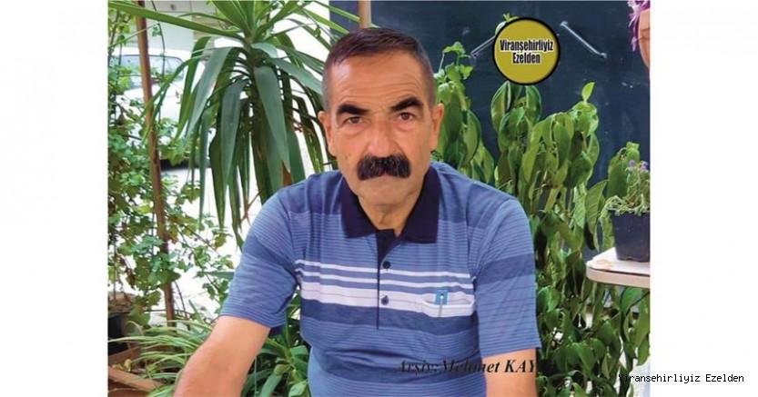 Hemşehrimiz Viranşehir'de Şoförlük Sektöründe Yıllarca Esnaflık yapmış, Ali Baba olarak tanınan, Ali Şüşük