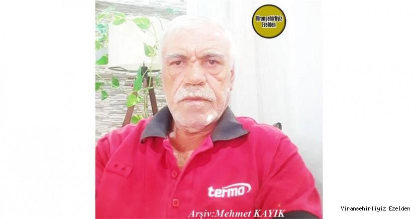 Hemşehrimiz Viranşehir'de Şoförlük Sektöründe Yıllarca Esnaflık yapmış, Şimdi Antalya'da Yaşayan Gazi Gözetmen