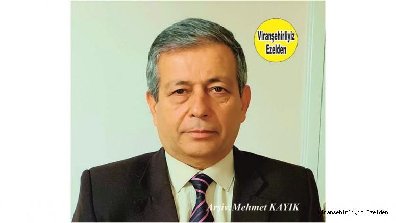 Hemşehrimiz Viranşehir'de Uzun Yıllardan beridir İlçe Tarım Müdürlüğü yapmış, Müdür Sıraç Yolcu