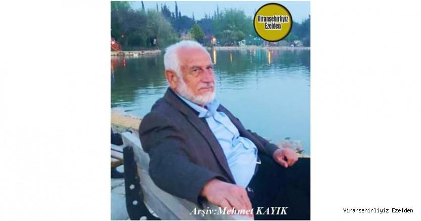 Hemşehrimiz Viranşehir'de Vefat etmiş, Yıllarca Memuriyet olarak Görev yapmış, Sevilen İnsan Merhum Hacı İsmet Alay