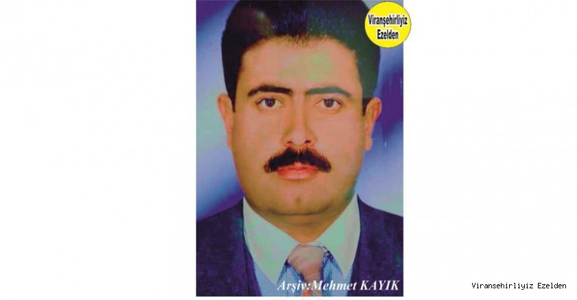 Hemşehrimiz Viranşehir'de Yıllarca Çiftçilik yapmış, Genç Yaşta Vefat etmiş Merhum Salih Koç