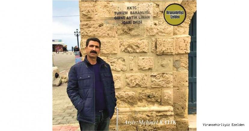 Hemşehrimiz Viranşehir'de Yıllarca Çiftçilik yapmış, Sevilen, İnsan Halit Sirmen
