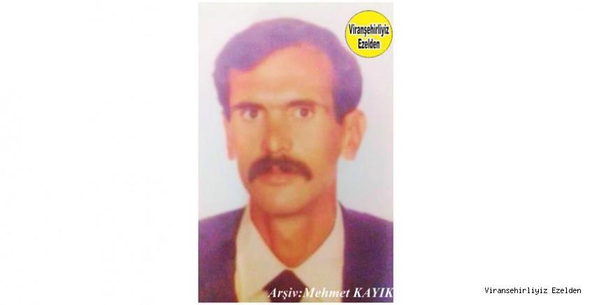 Hemşehrimiz Viranşehir'de Yıllarca Çiftçilik yapmış, Sevilen İnsan Merhum İbrahim Bozkurt