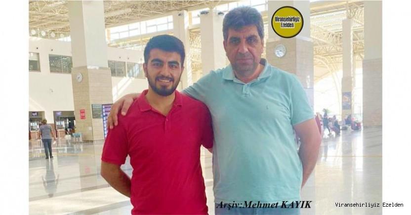 Hemşehrimiz Viranşehir'de Yıllarca Esnaflık yapmış, İbrahim Halil Karatepe ve Oğlu Ömer Faruk Karatepe