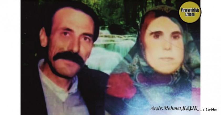 Hemşehrimiz Viranşehir'de Yıllarca Esnaflık yapmış, Sevilen İnsan Merhum Hasan Bayraktar ve Eşi Merhume Fatma Bayraktar