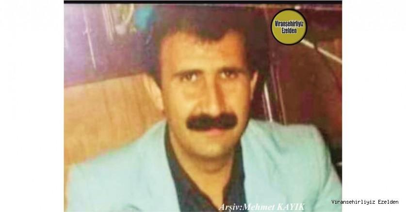Hemşehrimiz Viranşehir'de Yıllarca Kuyumculuk Sektöründe Esnaflık yapmış, Sevilen İnsan Merhum Mustafa Suman