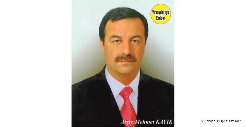 Hemşehrimiz Viranşehir'de Yıllarca Pastane Sektöründe Esnaflık yapmış, Sevilen İnsan Merhum Mehmet Tepeli