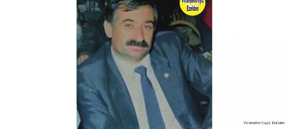 Hemşehrimiz Viranşehir'de Yıllarca Şoförler Odası Başkanlığını yapmış, Sevilen İnsan Merhum Abdullah Özkan