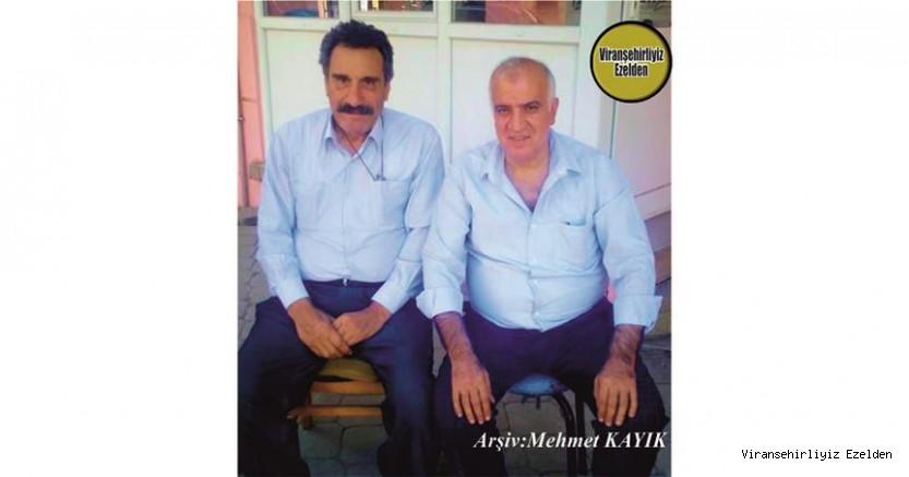 Hemşehrimiz Viranşehir 'de Yıllarca Terzilik Sektöründe Esnaflık yapmış, Usta Terzi Merhum Abdulkadir Aslan ve İlhan Yılnur