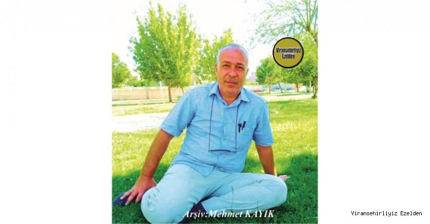 Hemşehrimiz Viranşehir'de Yıllardan Beridir Esnaf olarak hizmetlerde bulunmuş, Sevilen İyi İnsan Mükri Çelenk