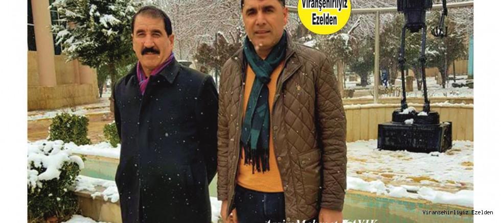 Hemşehrimiz Viranşehir'de Yıllardan Beridir Muhtarlık yapan, Faysal Doğan ve Nihat Akın