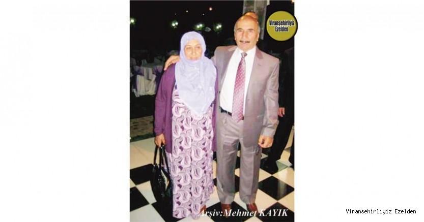 Hemşehrimiz Viranşehir Devlet Hastanesinde Yıllarca Görev yapmış, Sinan Yolcu ve Değerli Eşi